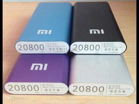 Xiaomi Mi Power bank 20000mAh обзор / review - YouTube