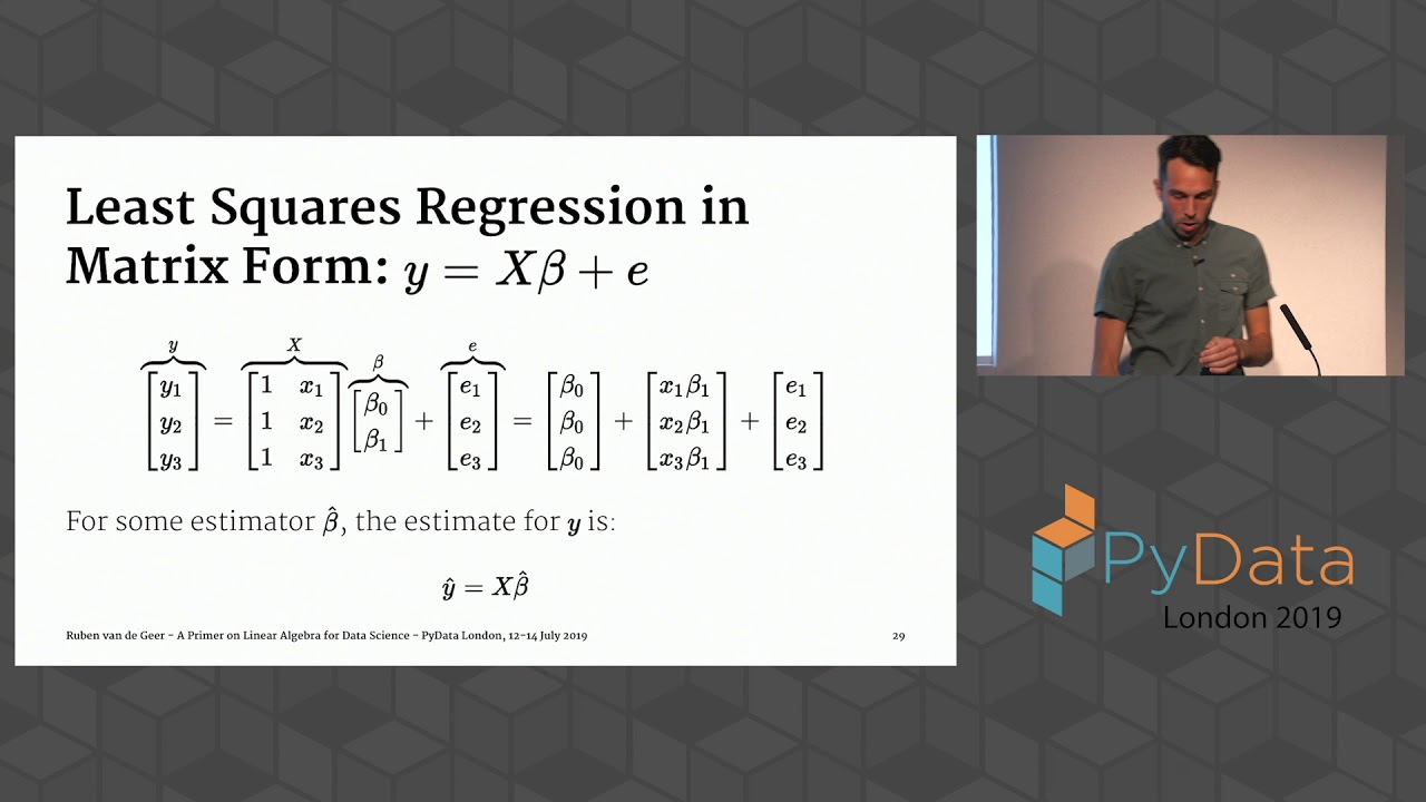 Image from A Primer (or Refresher) On Linear Algebra for Data Science