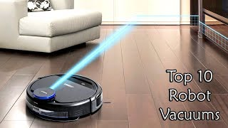 10 Best Robotic Vacuums 2019 You Can Buy On Amazon - Best Robot Vacuum Cleaner In The Market.