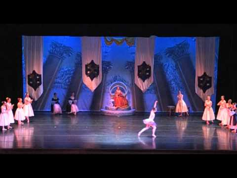 2011-2012 Canyon Concert Ballet Selections