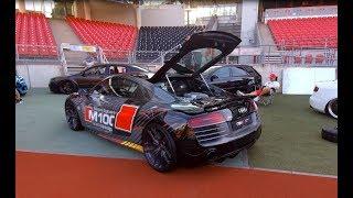 AUDI R8 REVO TUNING SHOW CAR WALKAROUND