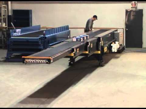 Extendable Belt Conveyor