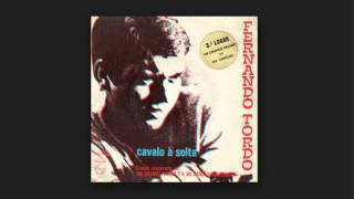 """Baixar Fernando Tordo - """"Cavalo á solta"""" disco """"Cavalo á  Solta"""" (Single 1971)"""