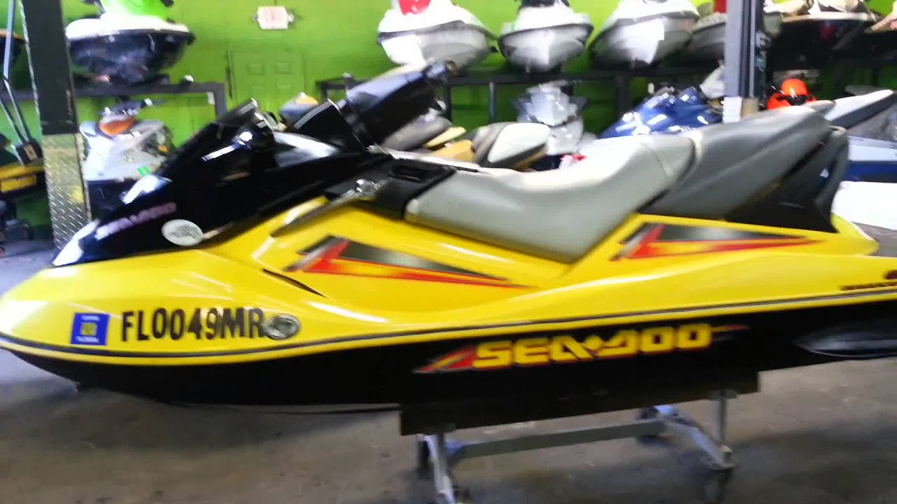 For sale 2004 Sea doo GTX Supercharger 185 hp Jet Ski