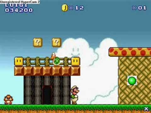 Goombaville (Super Mario Flash)