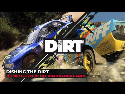 DIRT | The Next Level of Off-Road Racing Games