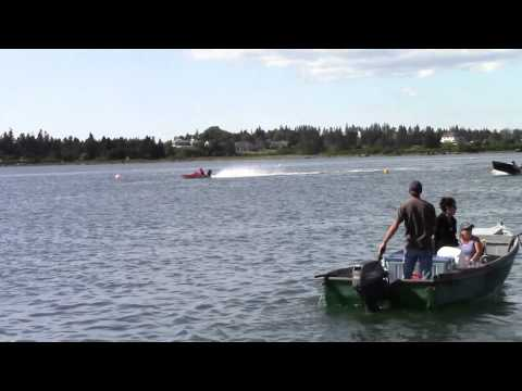 Yarmouth Harbour NSBRA Boat Race - Aug. 8th 2015