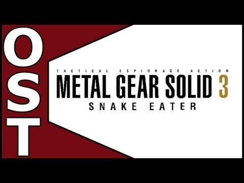 Metal Gear Solid 3: Snake Eater OST ♬ Complete Original Soundtrack 💿1