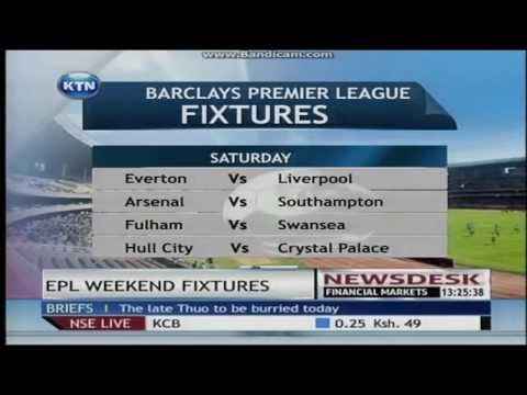 Liverpool Vs Man Utd Fixtures