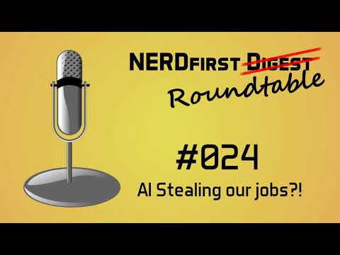 AI Stealing Programmers' Jobs?! - NERDfirst Roundtable 24