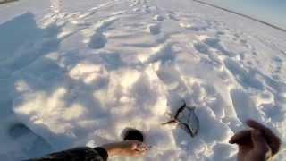 Ловля рыбы весной в марте,видео rybachil.ru