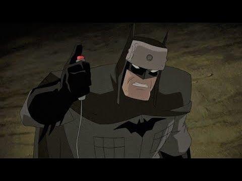 Batman Kills Himself Superman Red Son Youtube