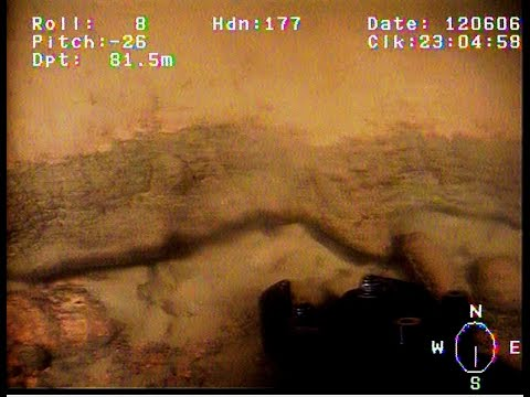Baltic Sea Anomaly. NEW UNSEEN ROV VIDEO. September 2016.