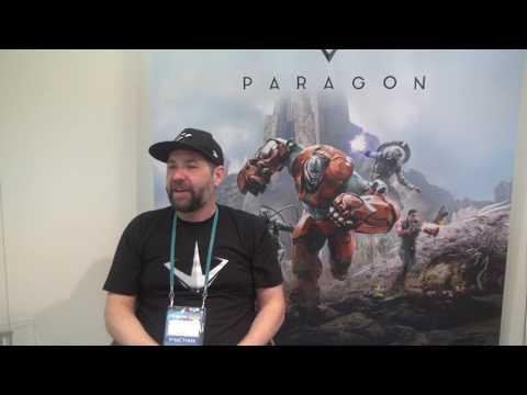 видео: Интервью от playparagon (Игромир 2016)