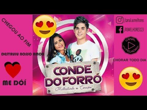Conde Do Forró - Seleção Melhores Musicas