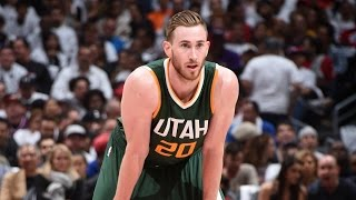 Best of Gordon Hayward from Round 1 vs LA Clippers