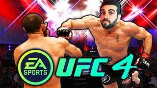 UFC 4 *NUEVA LEYENDA* BESTIAGETTA! #1