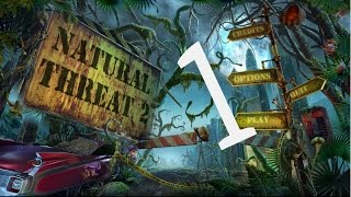 WALKTHROUGH - NATURAL THREAT 2 -  EP. 1 LOVELY BIRTHDAY CAKE IS RUINED