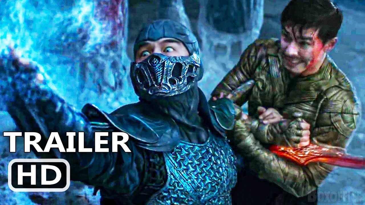 "MORTAL KOMBAT ""Sub-Zero VS Cole Young"" Trailer (NEW 2021) Action Movie HD"