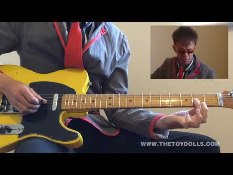 Play Guitar With Olga 2016 - Silly Billy