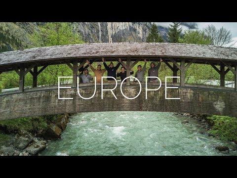 Europe - Bucket List Trip [4K]