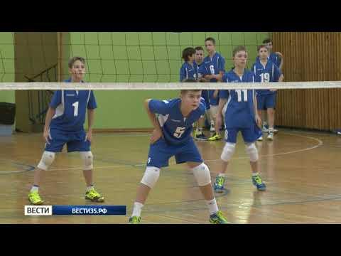В Вологде стартовал волейбольный турнир, посвящённый юбилею клуба «ВоллейТайм»