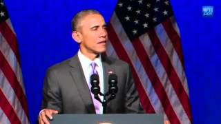 Obama: Despite Doom and Gloom Predictions, Obamacare Worked Out Better Than Anticpated