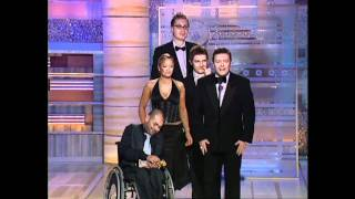 The Office (UK) Wins Best Television Series Musical or Comedy - Golden Globes 2004