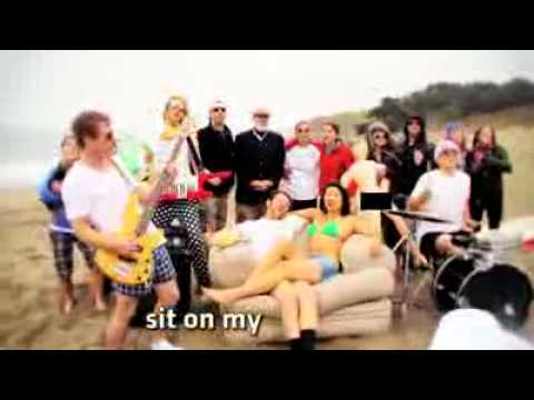 Sit on my Facebook (Internet Love Song) by The Scribes