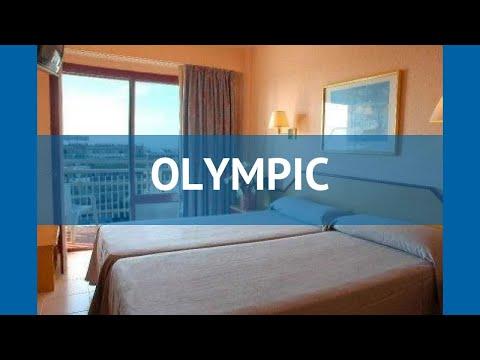 OLYMPIC 3* Испания Коста Дель Маресме обзор – отель ОЛИМПИК 3* Коста Дель Маресме видео обзор