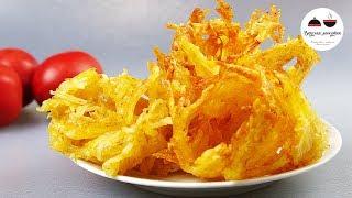 Вкуснее, чем чипсы! Попробуйте и удивите себя! Хрустящий КАРТОФЕЛЬ в духовке
