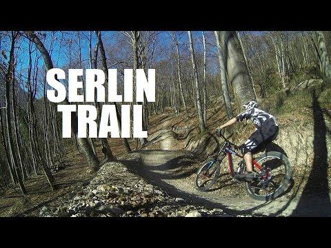 🚳 ON S'ENVOIE EN L'AIR A VTT !!! Serlin Trail