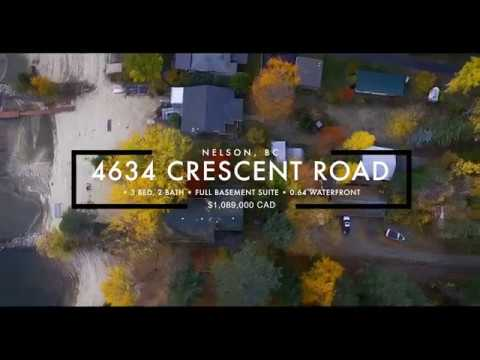 4634 Crescent Road, Nelson BC - www.LukeMori.com