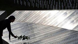 Srebrenitsa Soykırımı/Katliamı