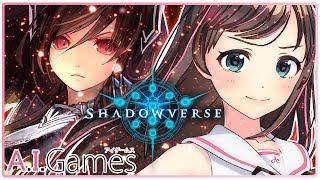 【Shadowverse】#3 今度はドラゴンデッキでバトルじゃぁあーー!!