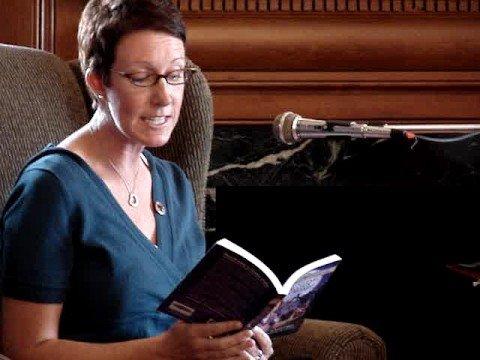 Haunted Newport, Ghost Girls Book reading by Karen...
