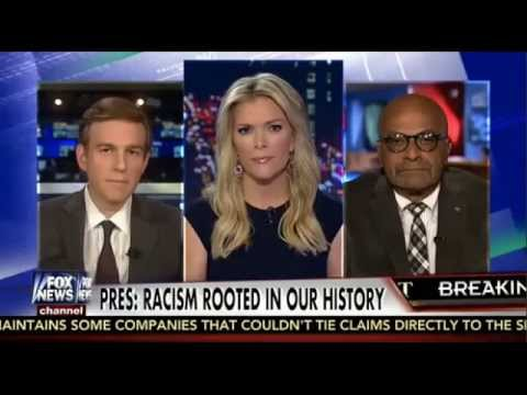 Joe Hicks on Kelly File: Garner
