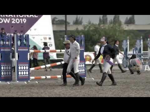 Atlet Berkuda Santosa Stable