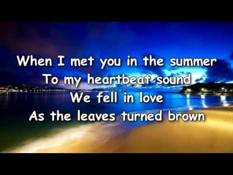 Calvin Harris - Summer [HD With Lyrics In Video]