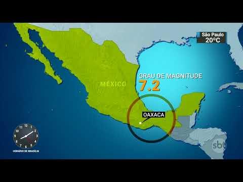 México: Queda de helicóptero que levava autoridades mata 13 pessoas | SBT Brasil (17/02/18)