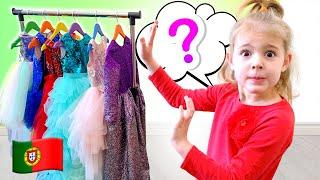 Mania Dress Up para Princess Ball