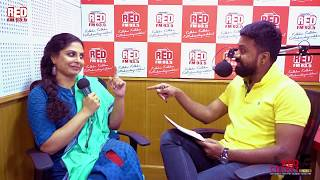 Asha Sarath | Red Carpet | RJ Mike | Red FM Malayalam