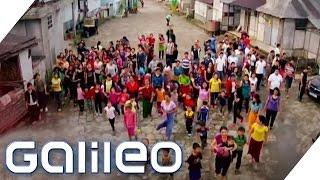 XXL-Familien: Deutschland vs. Indien | Galileo | ProSieben