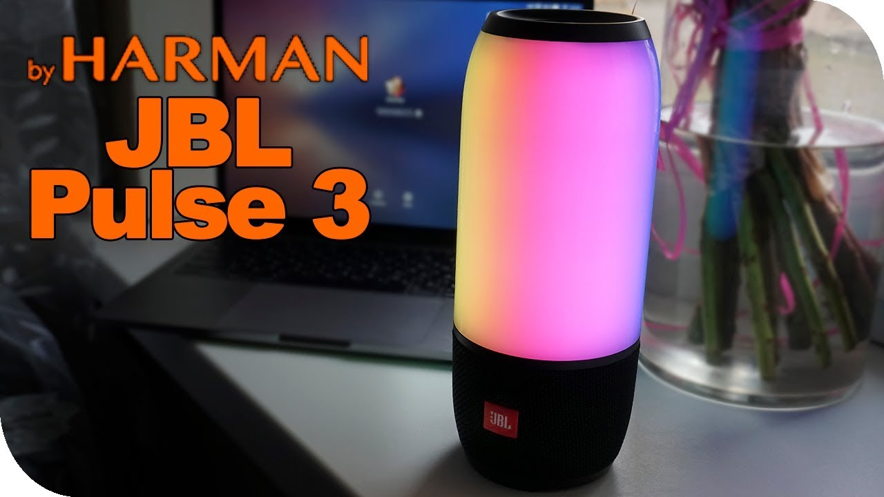 Jbl pulse 3 youtube for Housse jbl pulse 3