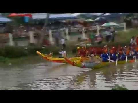 TP Dua ghe Ngo huyện Chau Thanh - Soc Trang 2013 - ប្រណាំងទូកងស្រុកចូវថាញ់