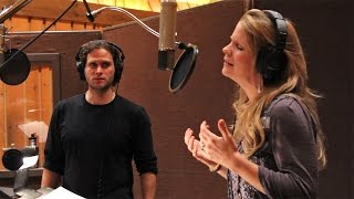"Kelli O'Hara and Steven Pasquale Record ""One Second and A Million Miles"""