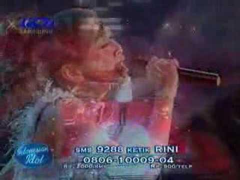 Indonesian Idol 4 : Rini - Matahari (Spekta 6)