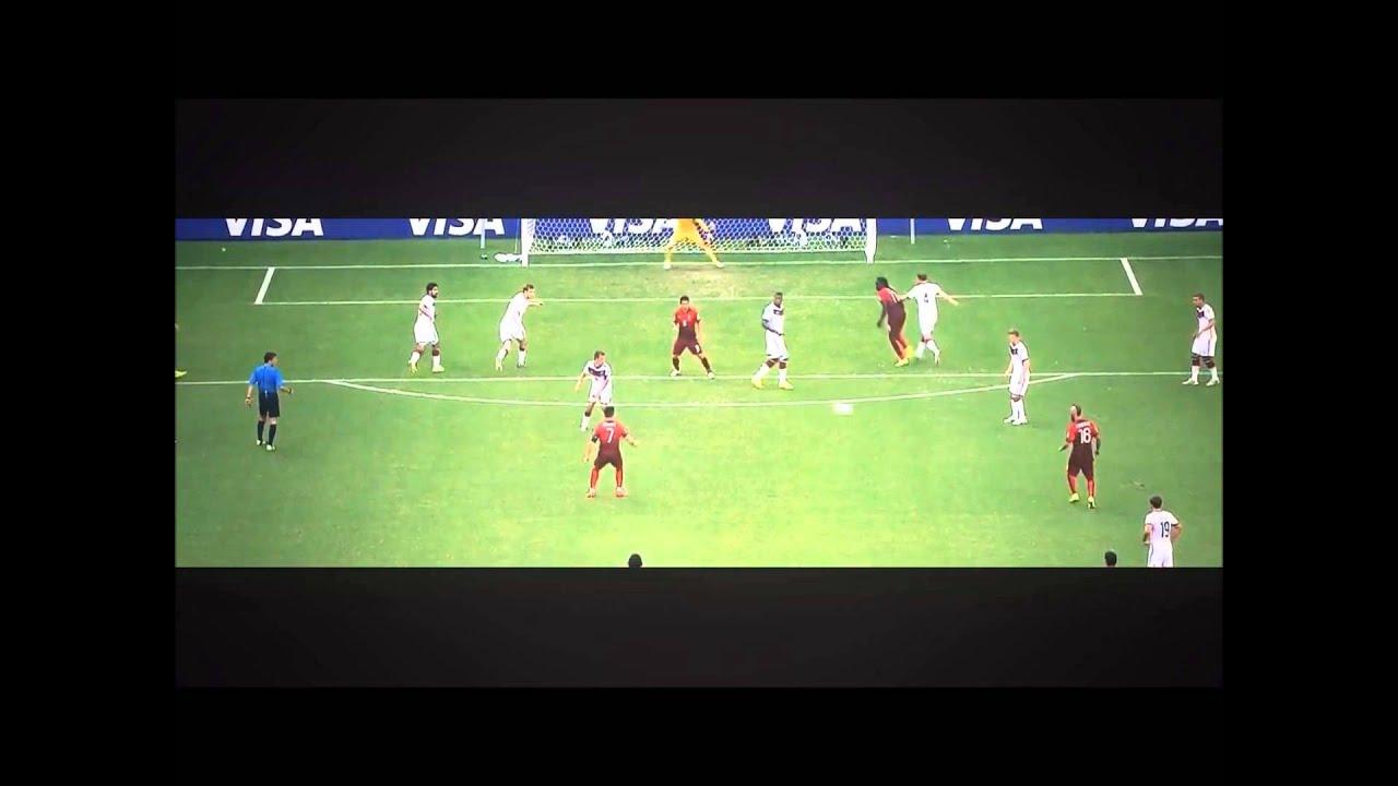 CR7, Cristiano Ronaldo Free Kick Germany World Cup 2014
