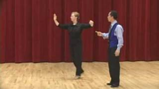 Bronze Waltz - Whisk And Chasse Ballroom Dance Lesson