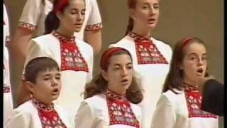 The Bulgarian National Radio Children's Choir - You are Beautiful, my Forest